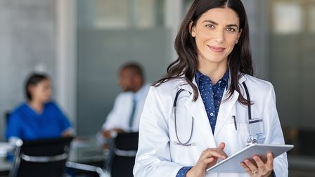 Today, more than half of all doctors are women