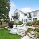 The spacious semi-detached reverse level family house is situated in a sought-after location