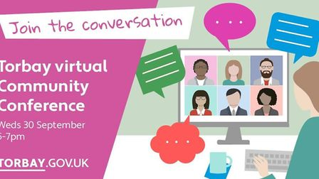 Please join the conversation online on September 30