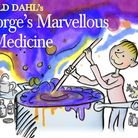 The poster for Axminster Drama Club's production of George's Marvellous Medicine. Picture: Peter Kim
