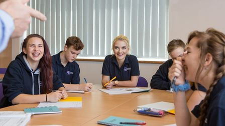 Specific processes have been implemented at South Devon College to support students with caring resp