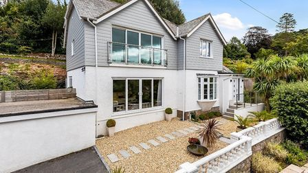 Greenwood is a very special property in a very special part of Torbay