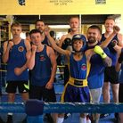 Torbay Amateur Boxing Club celebrate being back training