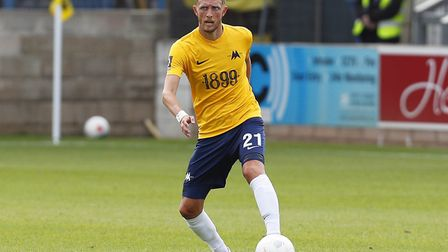 Dean Moxey helped Torquay United earn a 3-2 pre-season friendly win over his former club, Exeter Cit