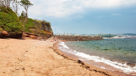Fairy Cove, Paignton, is among Torbay''s 16 square miles of coastline and beaches