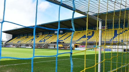 The £10m grant will be shared by 67 clubs, including Torquay United. Photo: Micah Crook/PPAUK