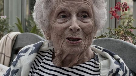 Gwenda Benbow, who has died aged 106