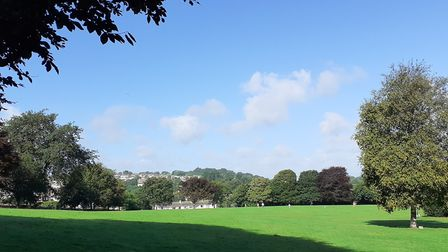 St Mary's Park, which saw its 80th anniversary this year. Photo: Groundwork South