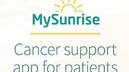 The MySunrise app has been developed to support cancer patients and their families from diagnosis th