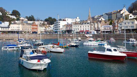 There will be improvements to Torquay Harbour public realm