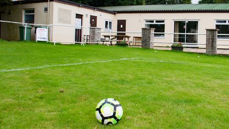 Ottery football club. Ref shsp 36 19TI 9315. Picture: Terry Ife