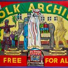 Folk Archive from Deller & Kane is now running at The Burton at Bideford.