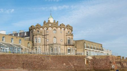 I don't think the Redcliffe Hotel in Paignton is about to change its name to the Erythematous Cliff