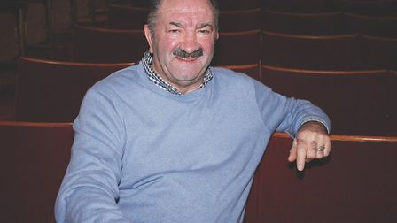 Angry - Babbacombe Theatre owner Colin Matthews