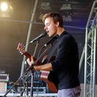Sam Dowden performing at The Big Sheep on August 22. Picture: Simon Ellery