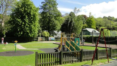 Bicclescombe Park in Ilfracombe has retained its Green Flag for the 16th consecutive year in 2020.