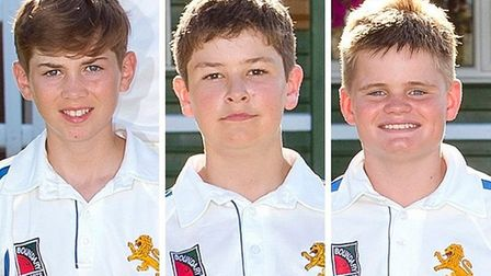 Will Popham, Rohan Cross and Julian Hayter are in the Devon Development squad due to tour South Afri