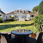 This stunningly individual home is refurbished to a high specification