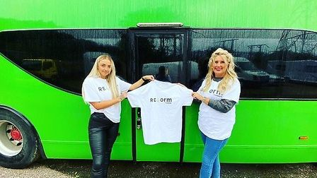 Katie Cavanna and RE4orm want volunteers to help transform her bus