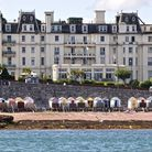 he legend says Hitler wanted The Grand Hotel on Torquay seafront as his European headquarters