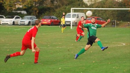 Sidmouth vs Bovey Tracey Picture: Mark Eburne