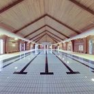 Honiton Swimming Pool Picture: LED