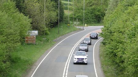 The Government has backed proposals for the North Devon Link Road.