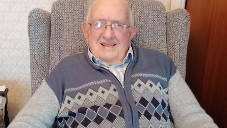 Eric Binmore and his brothers all served in the Armed Forces during the Second World War