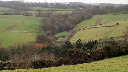 Badgers Hill off Abbotsham Road is again the subject of a major planning application.