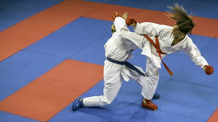 Martial Arts Battling through the Restrictions