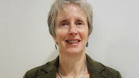 Caroline Dimond, director of public health, Torbay