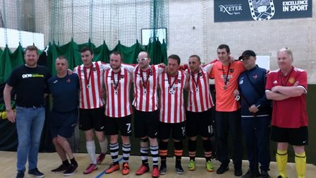 Exeter City Disability Football