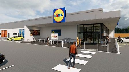 A third Lidl store is planned for Paignton