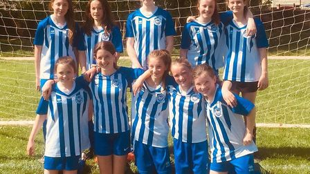 Ottery St Mary Girls