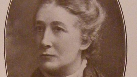 Annie Leigh Browne, Mary's sister and a Sidmouth benefactor