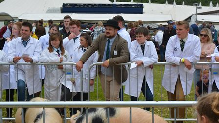 Devon County Show. Saturday, May 18, 2019. Picture: Andrew Coley