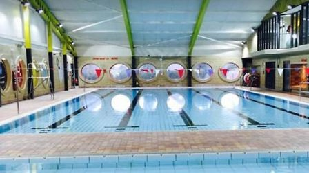Torridge Pool at Northam, which is set to reopen following funding agreed by councillors. Picture: T
