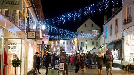 Sidmouth late night shopping 2017. Picture: Alex Walton Photography
