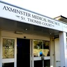 Axminster Medical Practice. Picture Chris Carson