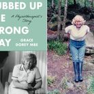Retired Barnstaple physiotherapist Grace Dorey MBE has written a humorous account of her 54 year car