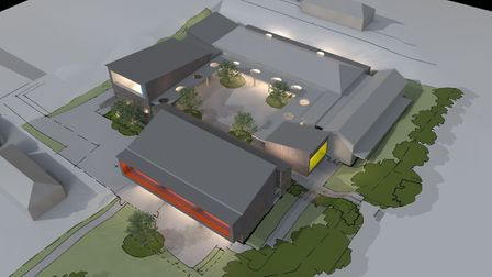 How a new look Sidmouth Primary could look. Picture: Sidmouth Primary School