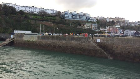 Susan Rawle was found in the water near the Old Quay Head at Ilfracombe harbour on Sunday, December