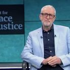 Jeremy Corbyn announces his new peace project