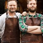Scott and Matt from Stratford Grocer & Co