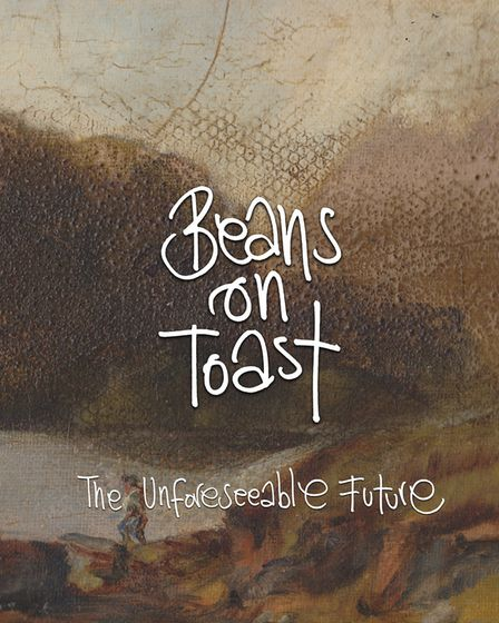 Beans on Toast The Unforseeable Future album cover
