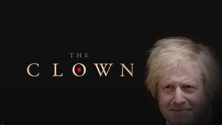 German comedians have satirised 'The Crown' with a version about Boris Johnson and Brexit.
