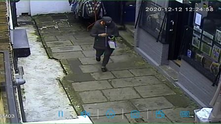 Officers have published a CCTV image of person they want to speak to, after a pocket watch was stolen from an Islington...