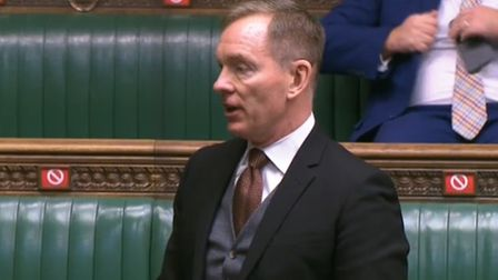 Chris Bryant in the House of Commons