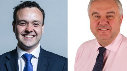 Stevenage MP Stephen McPartland and North East Herts MP Sir Oliver Heald have asked Matt Hancock MP to reduce the COVID Tier ...