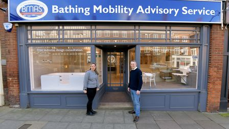 Lee Brand, manager of BMAS Hitchin, oversees all bathroom installations from start to finish to ensure you're happy with...